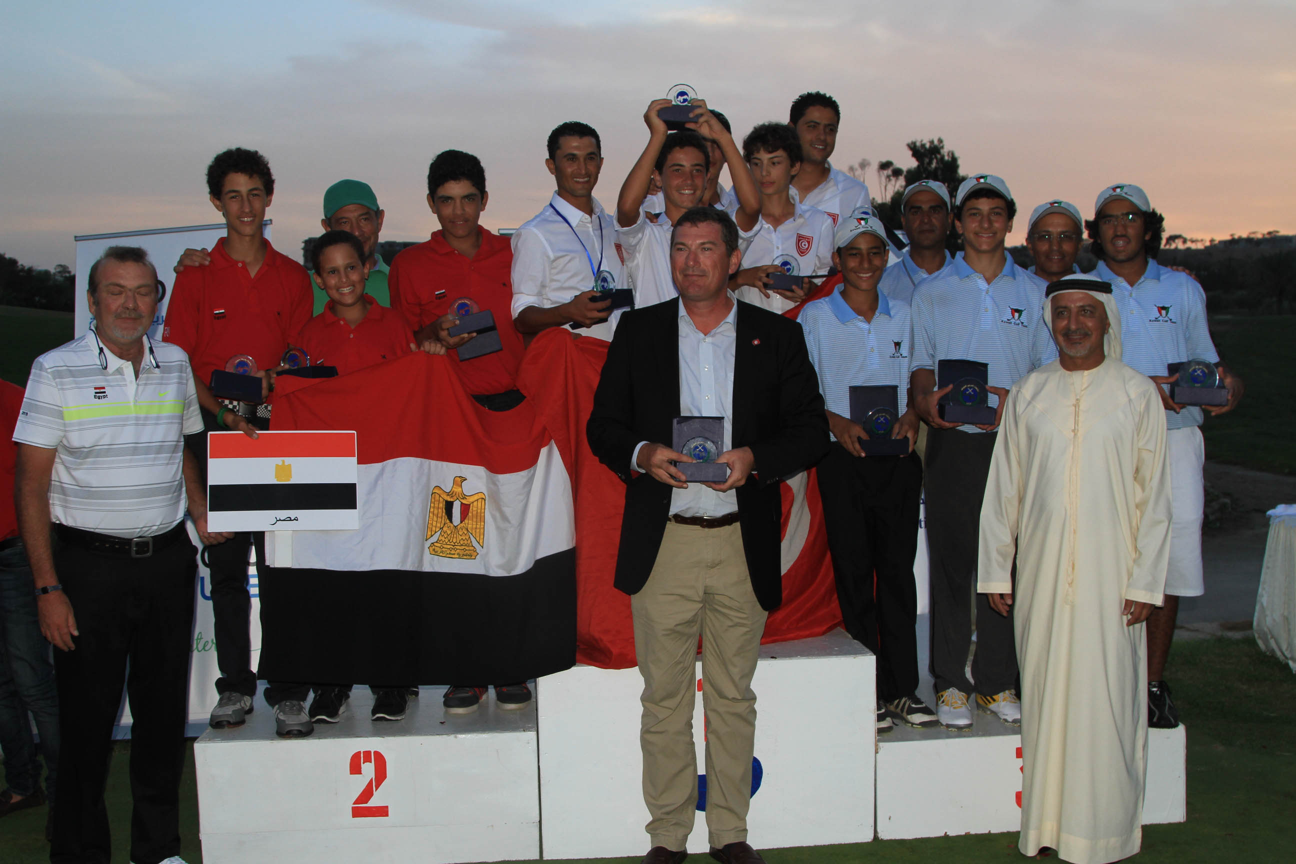 Arab Golf Tournament - 14th for Ages & 5th for Women - Tunisia