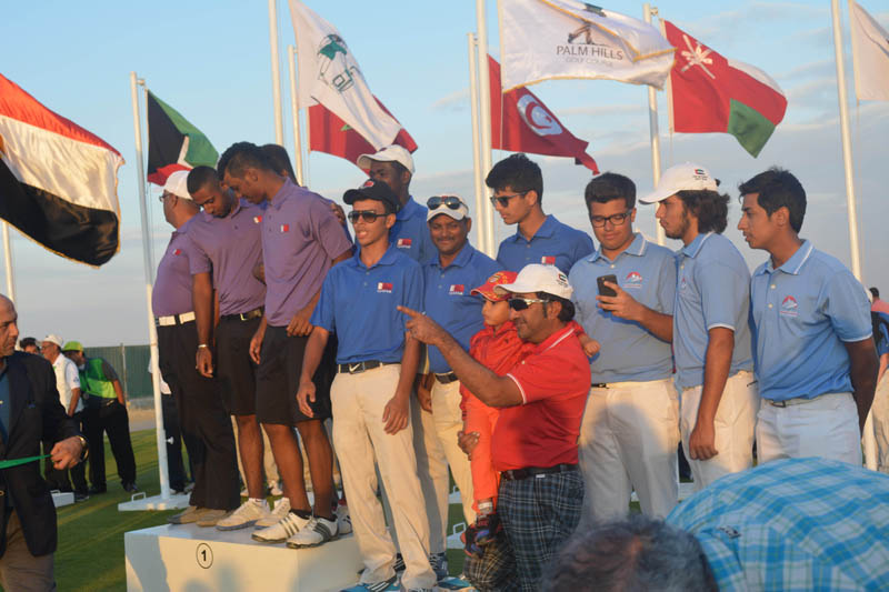 Arab Golf Tournament - 15th  for Ages & 6th for Women - Egypt